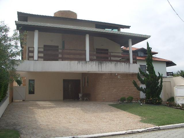 Condomínios a Venda, Permuta |  PERUIBE | Excelente sobrado no Bougainvillee I com 4 suites, sala em...